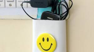 make a cool mobile phone charging holder technology