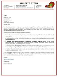 cover letter special education special education teaching job cover letter job and resume template