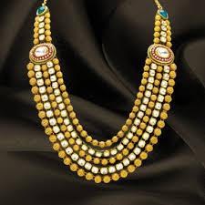 gold jewellery necklace designs marriage jewellery sets kundan