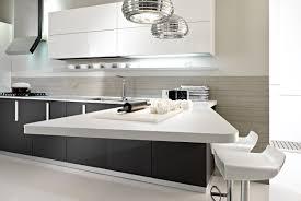 kitchen white polished maple wood kitchen cabinet brown granite