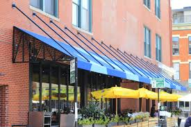 Commercial Building Awnings Evanston Awnings