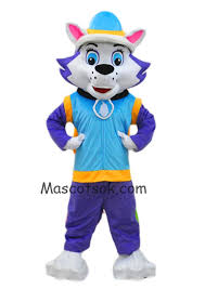 realistic costumes high quality realistic new popular husky dog everest
