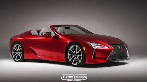 lexus lfa concept will lexus make a convertible version of the lf lc production