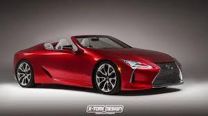 lexus lfa concept will lexus make a convertible version of the lf lc production
