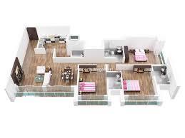 Sobha Jasmine Floor Plan Oberoi Realty Enigma And Eternia Mulund Property Megamart