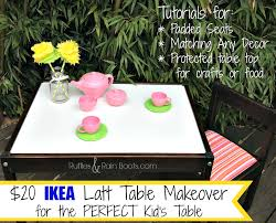 Ikea Kids Table Pink Ikea Latt Table