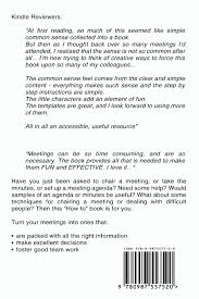 Effective Team Meeting Agenda Template by How To Book Of Meetings Conducting Effective Meetings Learn How