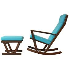 Patio Furniture Sale London Ontario Vintage Rocking Chair By Poul Volther For Frem Rojle In Afromosia