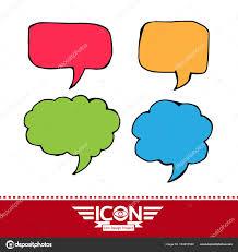 speech bubble hand drawn speech bubble hand drawn u2014 stock vector porjai 164610580
