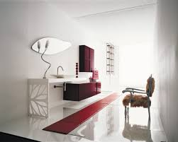 Beige Bathroom Ideas Red And Beige Modern Bathroom Inspiration Us House And Home
