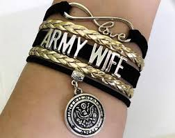 army jewelry army bracelet army bracelet army jewelry army gift