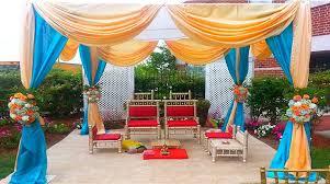 hindu wedding decorations mandap decoration for hindu wedding event planners prasangdecors