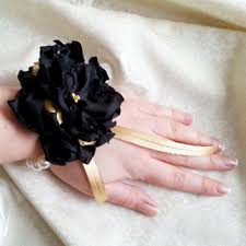 and black corsage best bridesmaids corsages products on wanelo