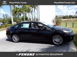 toyota limited 2017 new toyota avalon limited at royal palm toyota serving