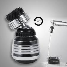 küche zubehör 5 stücke 360 grad drehen wasserhahn düse filter küche sprühkopf