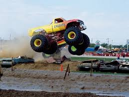 monster truck show hton coliseum with a name like maximum destruction monster trucks also express a