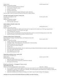 home care nurse resume sample telemetry nursing resume impressive med surg telemetry resume for
