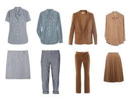 neutral colors clothing wardrobe built around 6 neutral colors no accents the vivienne