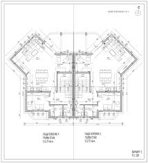 Residential Building Floor Plans by Modern Residential House Plan And Drawing Ideas Features Modern