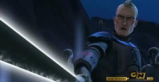 the dark light saber in u201cstar wars the clone wars u201d dark saber