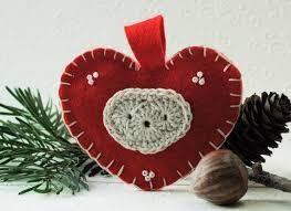 free felt ornament patterns