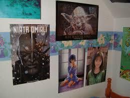 poster de chambre le mur à poster de ma chambre à vincent photo de joël