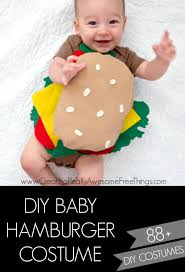 Infant Skunk Halloween Costume 80 Diy Halloween Costumes Baby Hamburger
