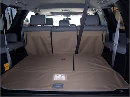 toyota sequoia cargo liner canvasback cargo liner for the toyota sequoia from wooska