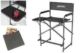 Lawn Chair With Table Attached Amazing Of Folding Chair With Table Folding Lawn Chairs With