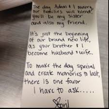cards to ask bridesmaids awesome way to ask your friend to be the of honor and how