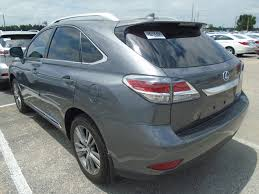used suv lexus 2015 used lexus rx 350 buy direct from lexus at