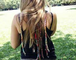 boho hair wraps hair jewellery etsy au