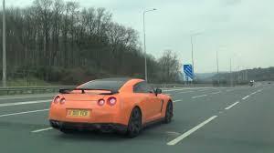 nissan skyline videos youtube orange nissan skyline gtr r35 top speed on motorway youtube