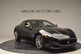 used maserati granturismo 2015 maserati granturismo sport stock w489a for sale near
