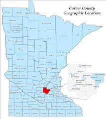 Map Of Minnesota Cities About Carver County Carver County Mn