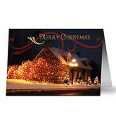 religious christmas cards personalized religious christmas cards personalizationmall