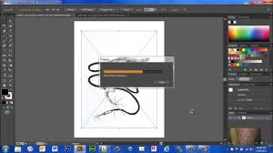 turn a photo or image into a vector graphic in illustrator cs6