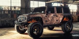 jeep kevlar chris kyle tribute jeep wranglers