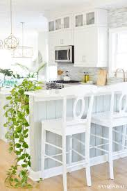 Coastal Kitchen Ideas Coastal Kitchen Decorating Ideas For Sand And Sisal