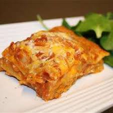 cuisine lasagne facile chicken and pumpkin lasagne recipe all recipes uk