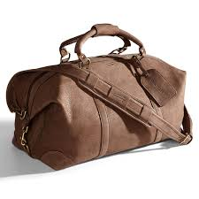 Rugged Duffel Bags Handcrafted Leather Luggage And Canvas Travel Bags Made In Usa