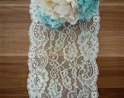 Lace Table Overlays Lace Table Overlays Etsy