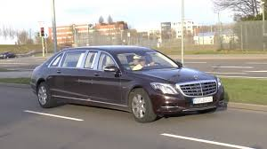 s600 mercedes mercedes maybach s600 pullman is a sight