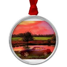 dodge challenger ornaments keepsake ornaments zazzle