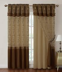 uncategorized living room curtains with valance in impressive