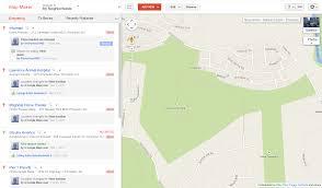 Google Maps Maker Making Maps Of Princeton U0027s Parks And Trails Online Walkableprinceton