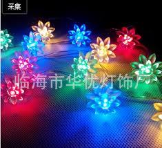 the led string of lights led solar l series of