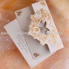fancy folding wedding invitation cards buy folding wedding