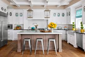 pictures of white kitchen cabinets with island 22 contrasting kitchen island ideas for a stand out space