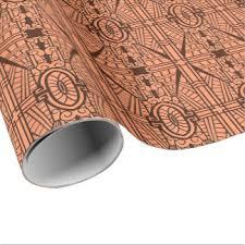 copper wrapping paper copper wrapping paper zazzle